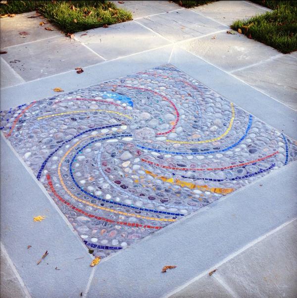 Garden Party Mosaic
